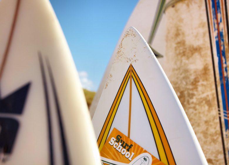 LOCATION MATÉRIEL : 2H OFFERTE POUR UN MINISTAGE – ATLANTIC LEZARD SURF SCHOOL