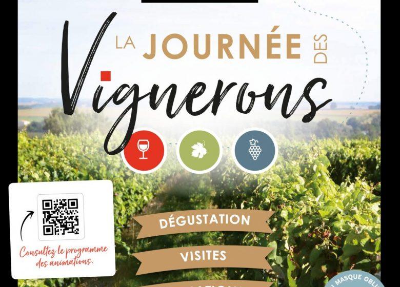 JOURNÉE DES VIGNERONS 4ÈME ÉDITION