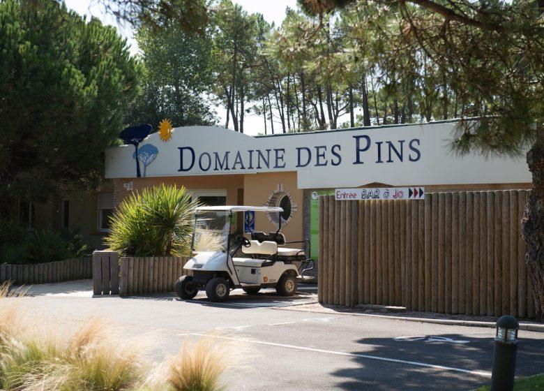 CAMPING LE DOMAINE DES PINS