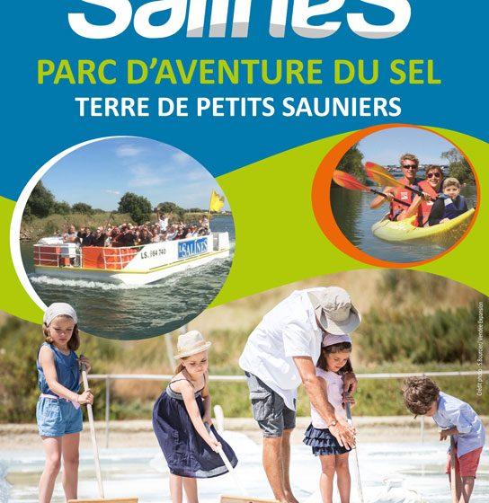 LES SALINES – PARC D'AVENTURE DU SEL