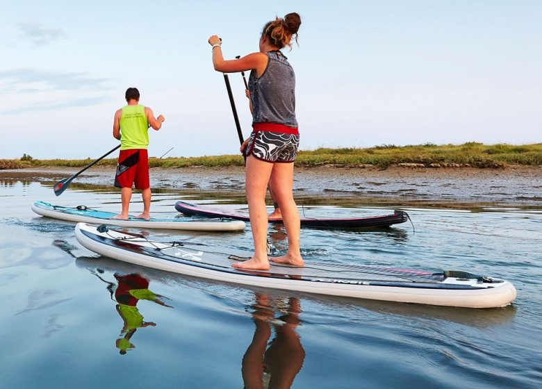 LOCATION PADDLE – KEEP COOL SURFING