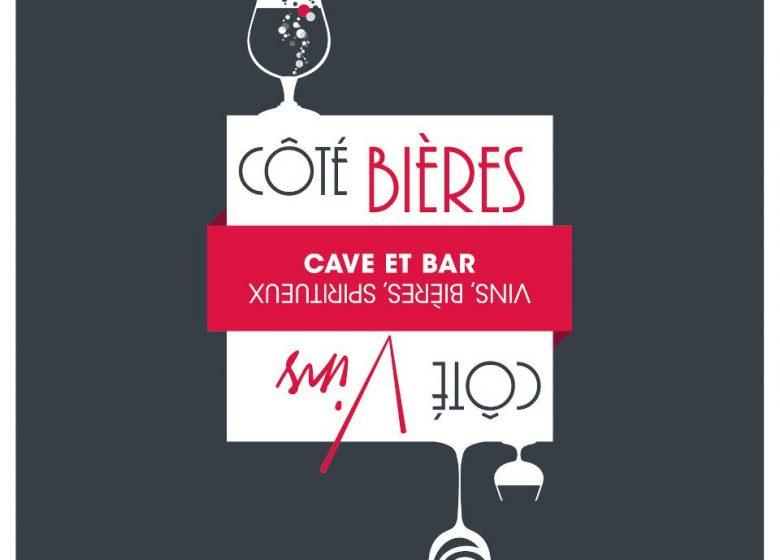 COTE BIERES…COTE VINS