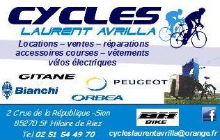 CYCLES LAURENT AVRILLA