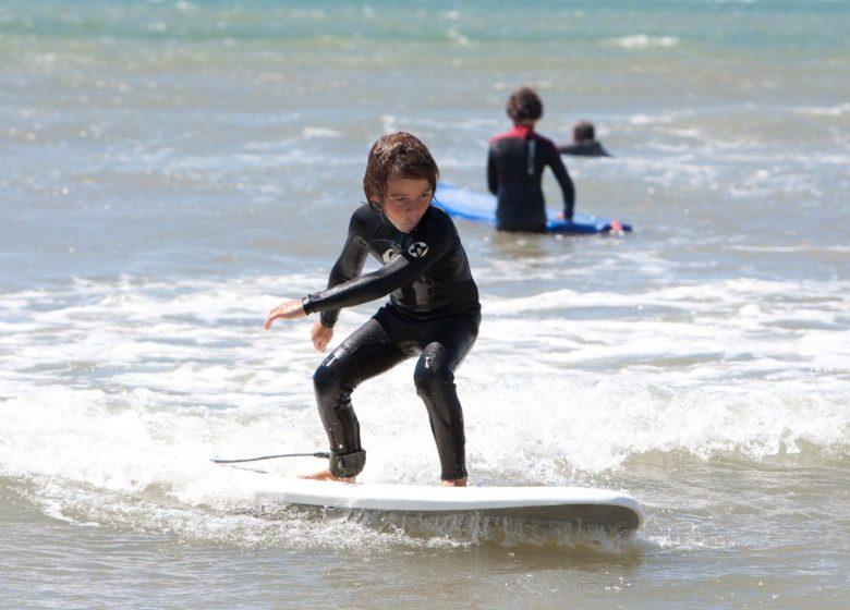 LOCATION SURF – BASE NAUTIQUE DE LA GRANDE PLAGE