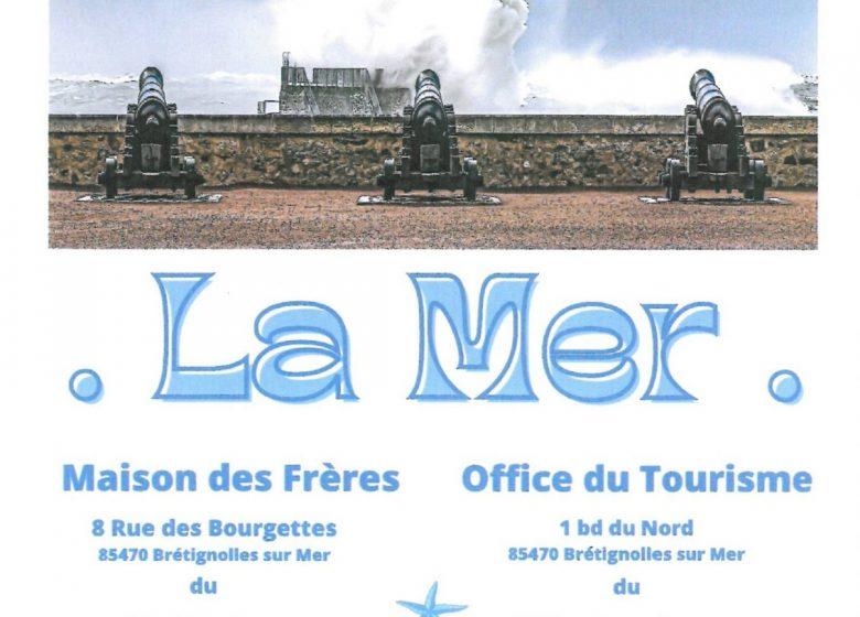 EXPOSITION PHOTOGRAPHIQUE «LA MER»