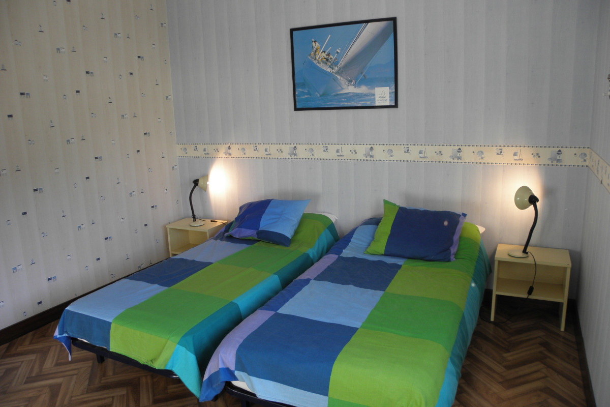 Maison, 800m de la plage de la Parée Préneau, 3 chambres