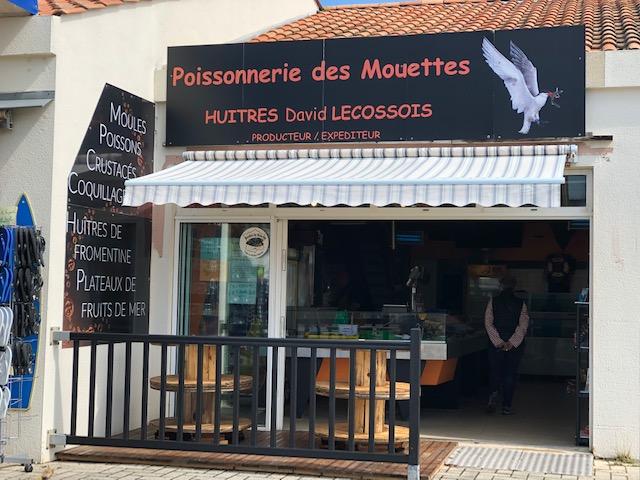 POISSONNERIE DES MOUETTES