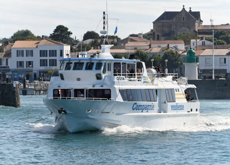 CROISIERES INTER-ILES / COMPAGNIE VENDEENNE