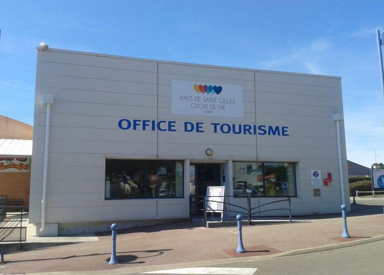 BUREAU D'INFORMATION TOURISTIQUE DE BREM SUR MER